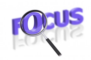 Reality Blog: Find Your Focus