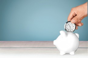 Time in a Piggy Bank - Get More Done in Less Time