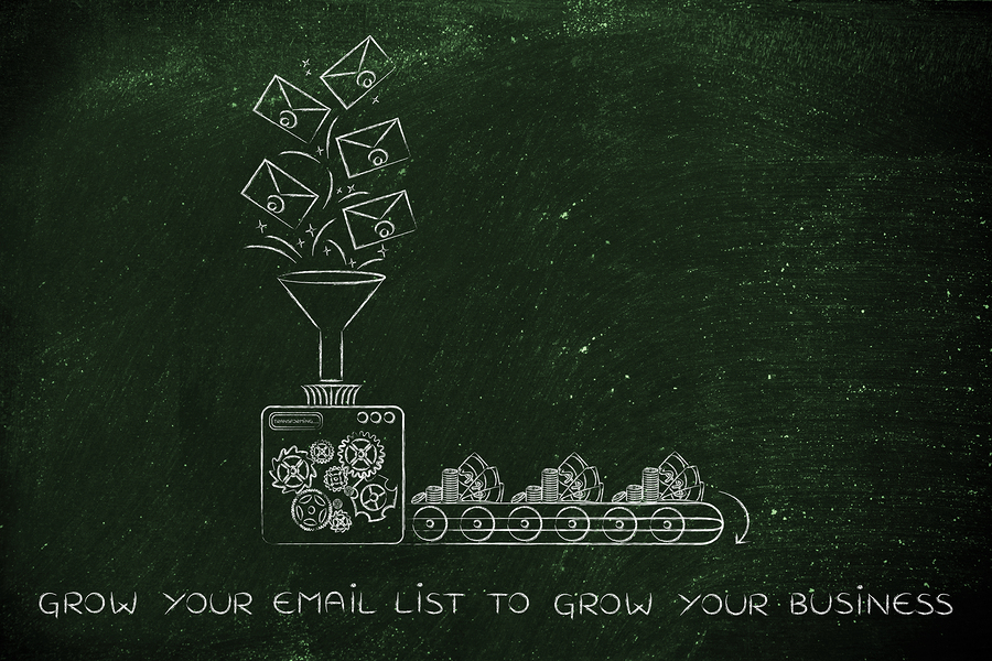 Newsletters Turning Into Cash, Grow Your Email List To Grow Your