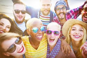 Celebration Cheerful Enjoying Party Leisure Happiness Concept