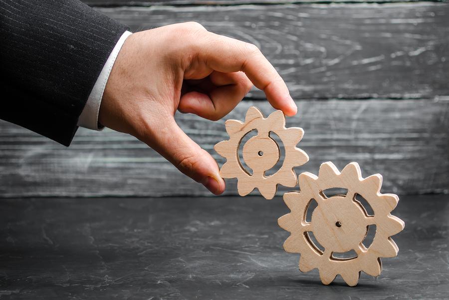 Business Improvement Concept