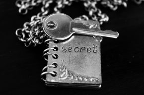 Key to a secret