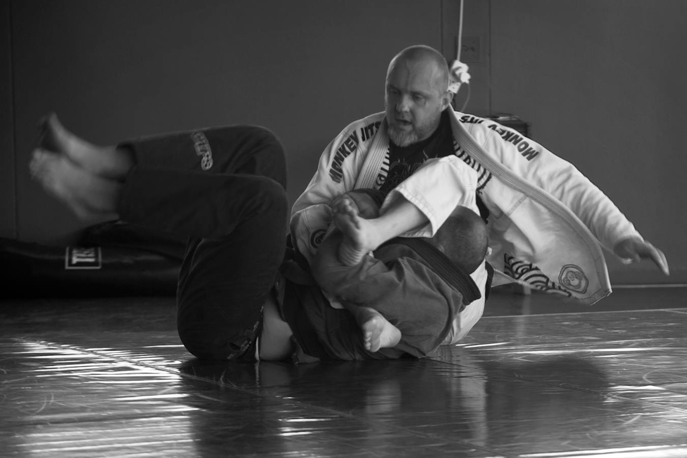 Seeking The Flow State Through Jiu-Jitsu