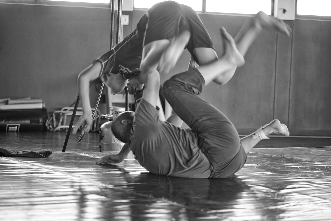 Thinking Through The Body as a Tool for Martial Art Performance