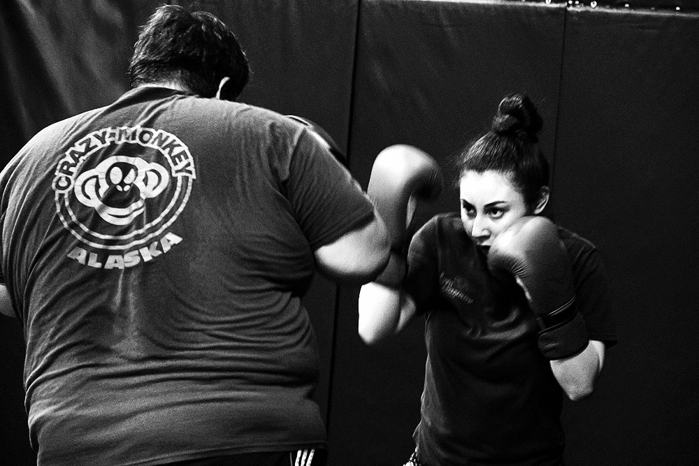 Zen And The Art of Sparring