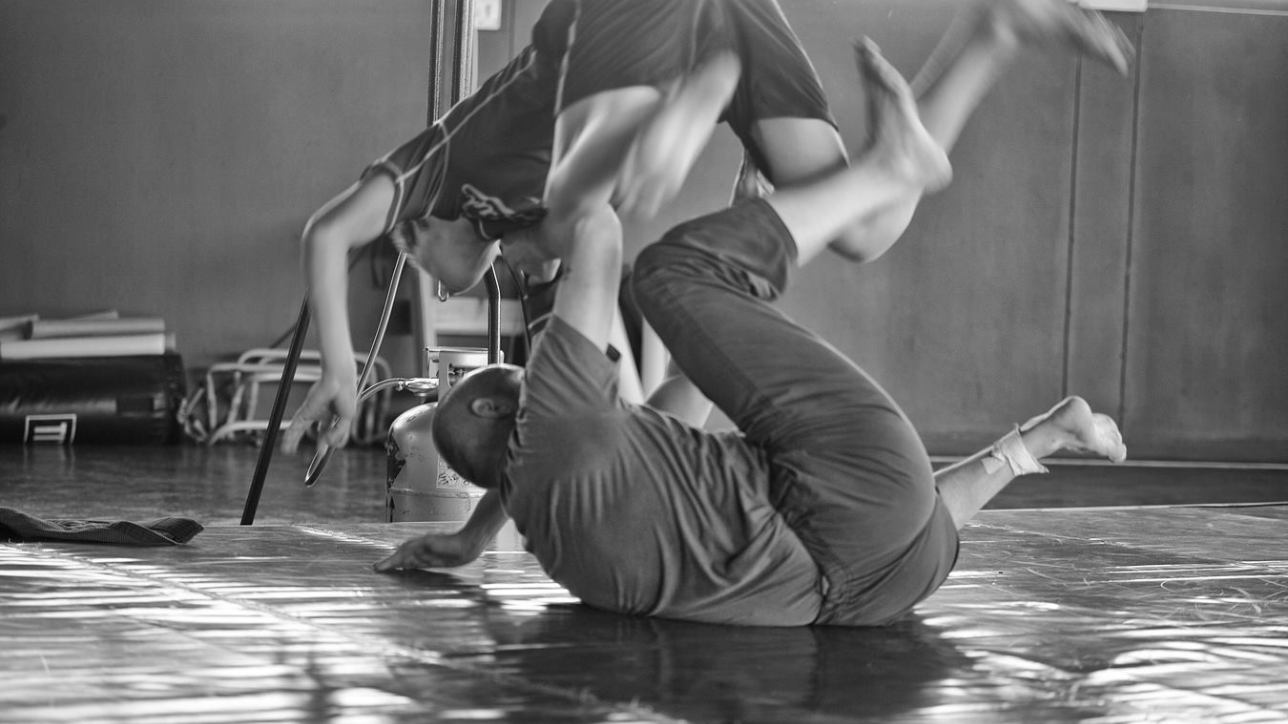 Roll On: Dealing With Turbulence On The Mat and In Life