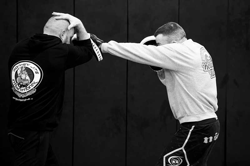 Fight Pedagogy: The Method & Practice of Teaching for the Fight