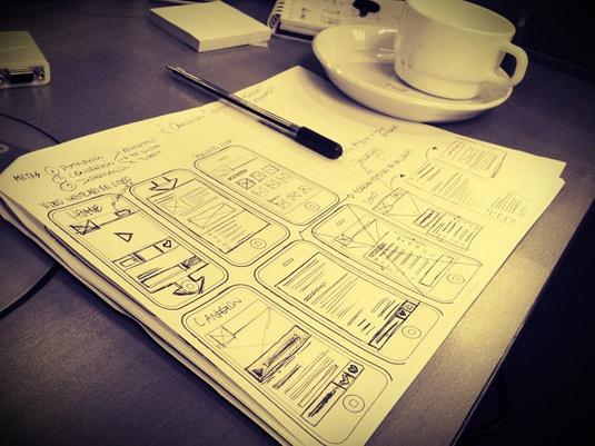 Mobile Website Planning