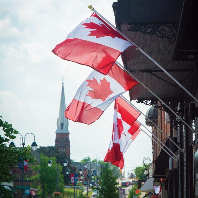 Canada's Most Patriotic Town Challenge