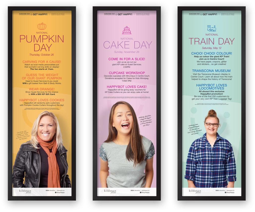 KP Branding Posters