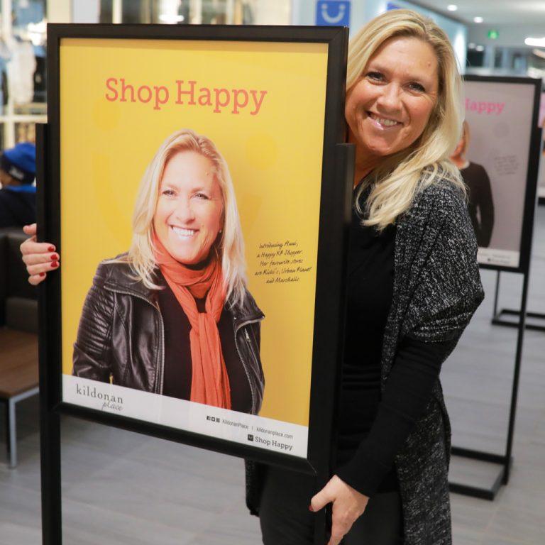 Kildonan Place Retail Marketing Campaign