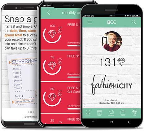 FashioniCITY app