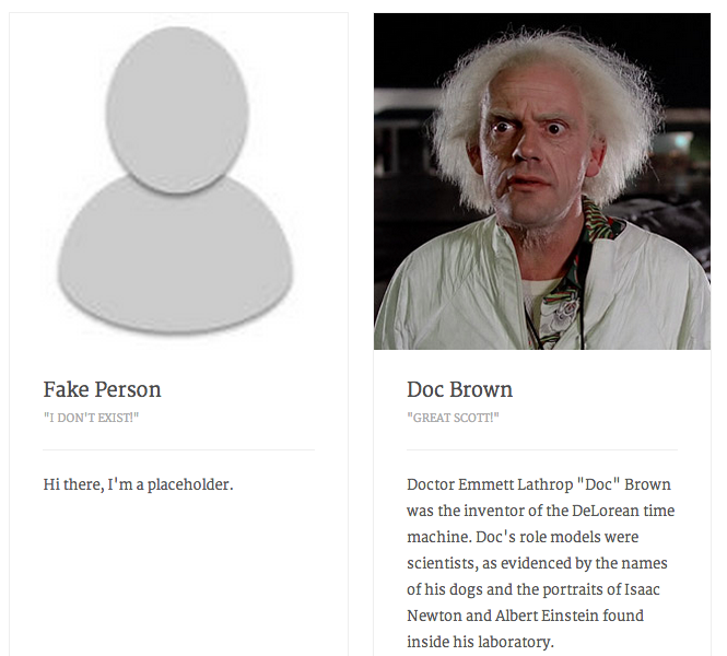 Doc Brown Merge