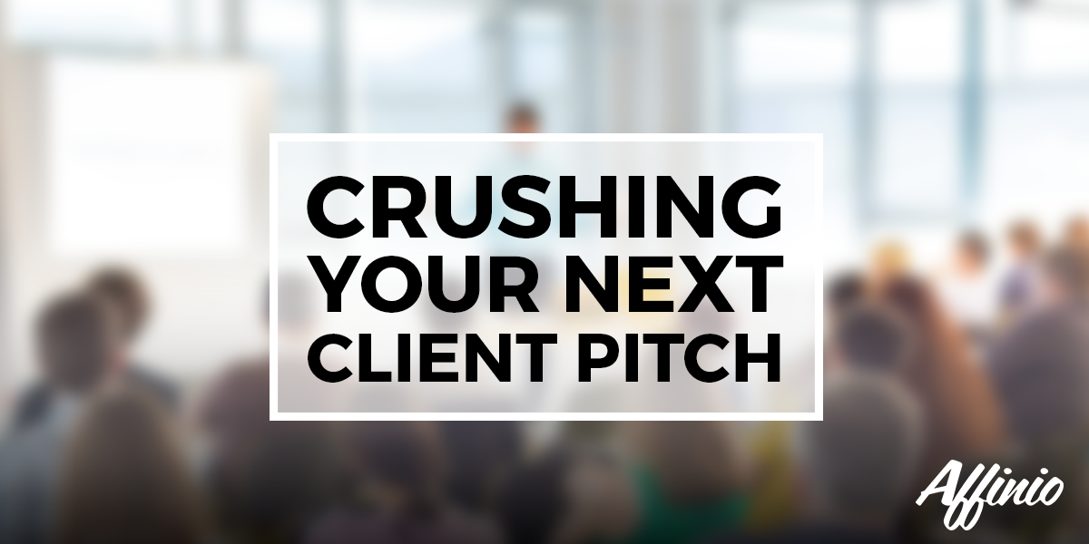 Using interest based audience segmentation to crush your for Advertising agency pitch