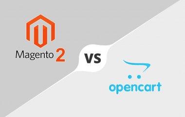 Magento 2 vs OpenCart