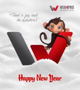 WEB4PRO New Year 2016