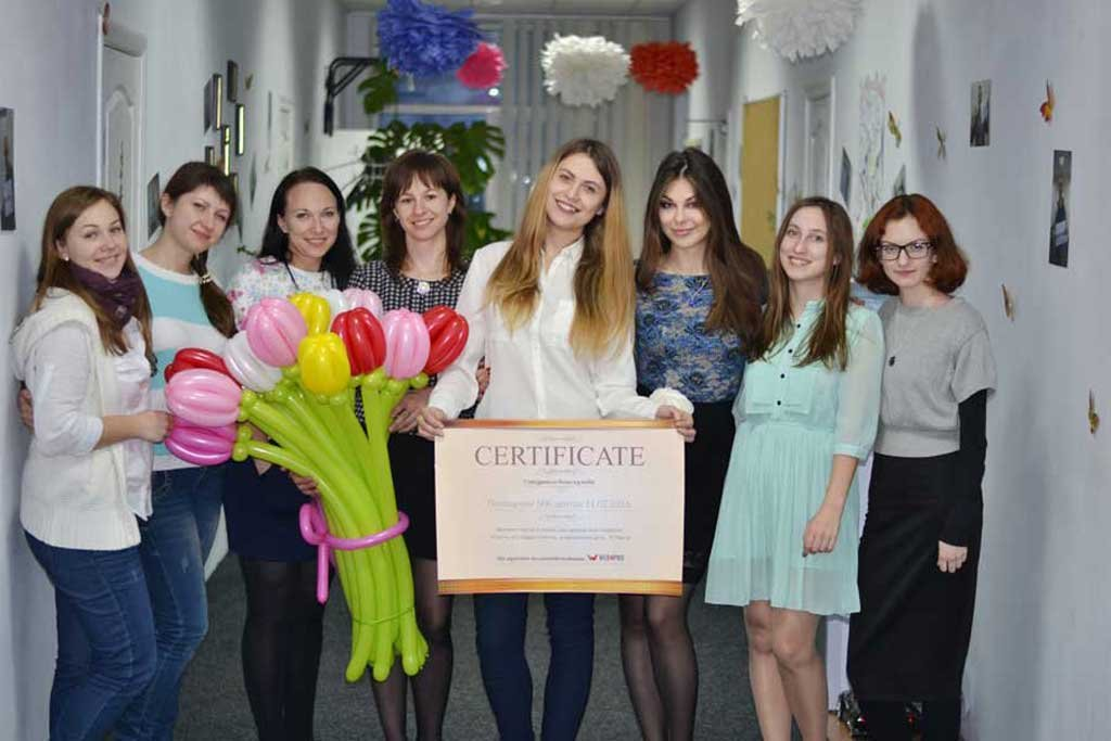 Women's Day at WEB4PRO