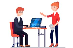 outsourced web developer's technical interview