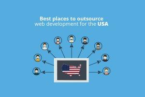 Where outsource web development USA