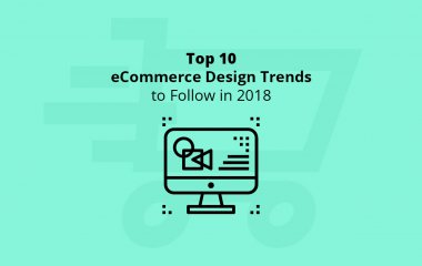 eCommerce design trends 2018