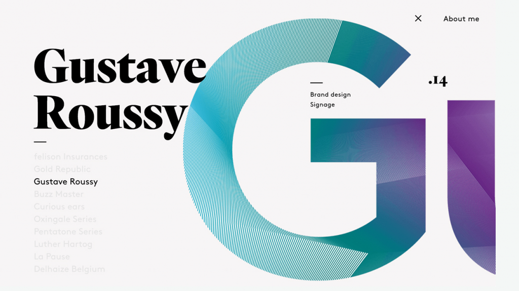 Bold Typography