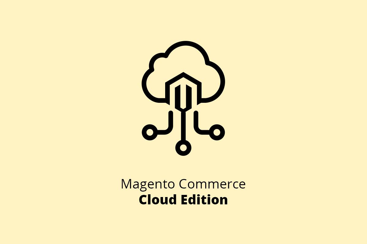 Magento Commerce Cloud Edition