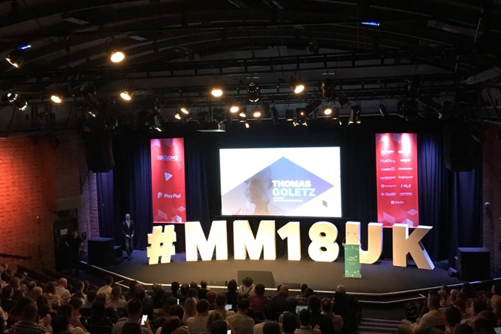 Meet Magento UK 2018 at The Mermaid Theatre in London