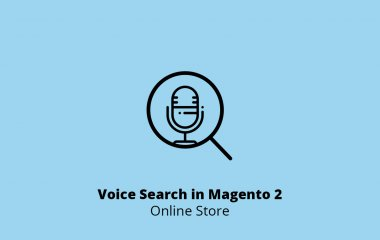 Voice Search in Magento 2 Online Store