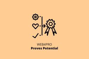 WEB4PRO Proves Potential