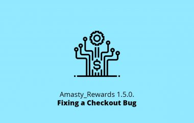 Amasty_Rewards 1.5.0. Fixing a Checkout Bug
