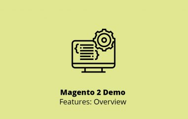 Magento 2 Demo Features: Overview