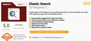 ElasticSearch by Amasty