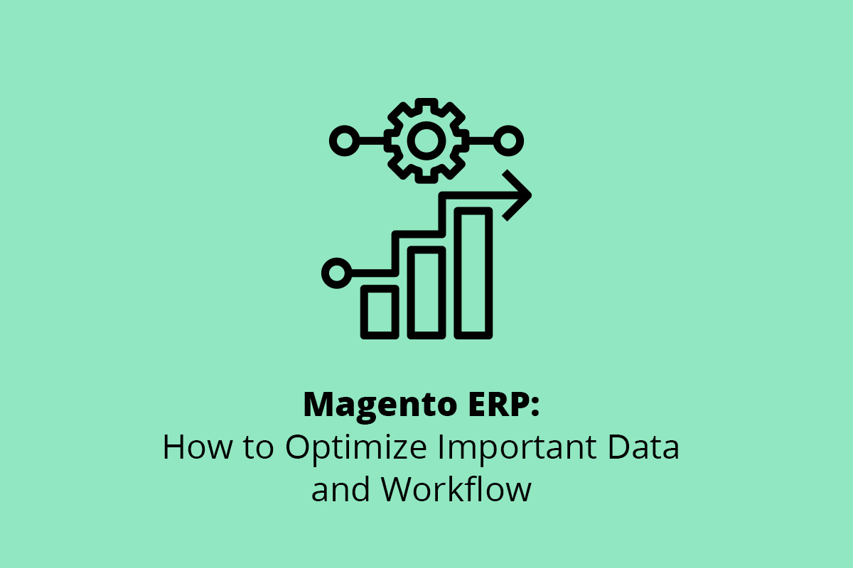 Magento ERP: How to Optimize Important Data and Workflow