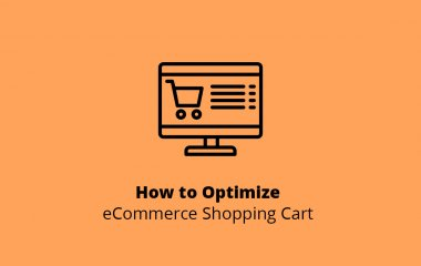 How to Optimize eCommerce Shopping Cart