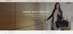 Savant Main Page