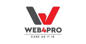 WEB4PRO Logo