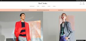 Paul Smith Homepage