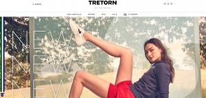 Tretorn Homepage