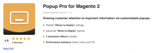 Popup Pro for Magento 2 by Aheadworks