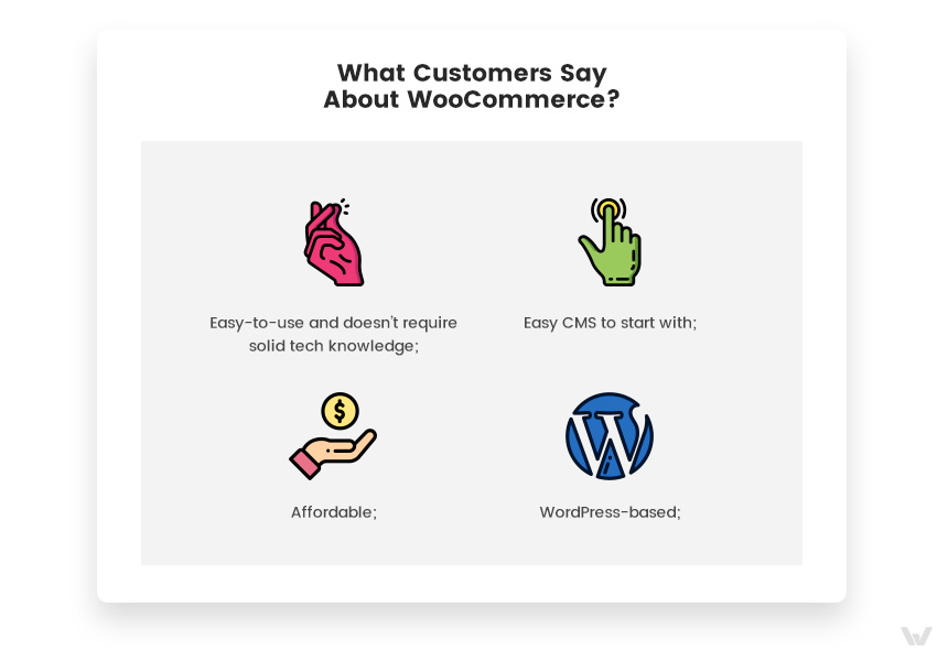 What Customers Say About Woo?ommerce?
