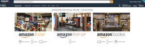Amazon Offline Store