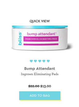 Bliss: Product Card