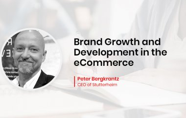 Brand Growth and Development in the eCommerce: Interview with Peter Bergkrantz, CEO of Stutterheim