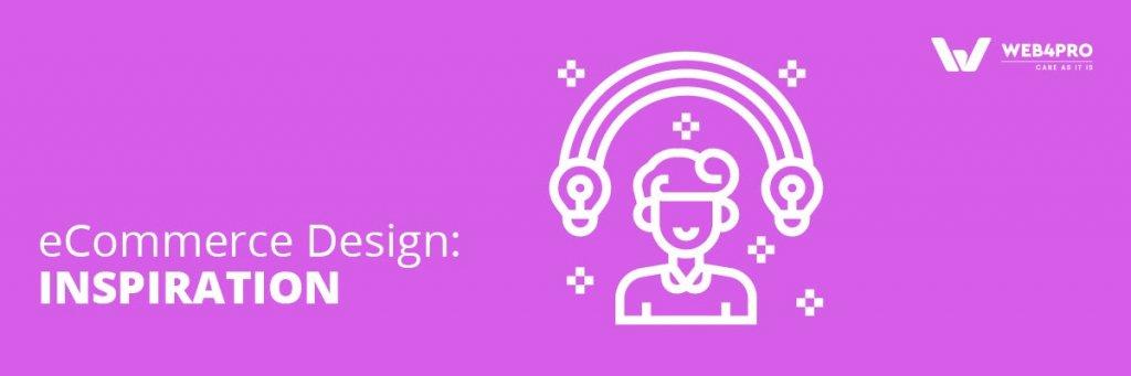 eCommerce Design Inspiration