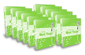 163 Music Tracks Mega Collection