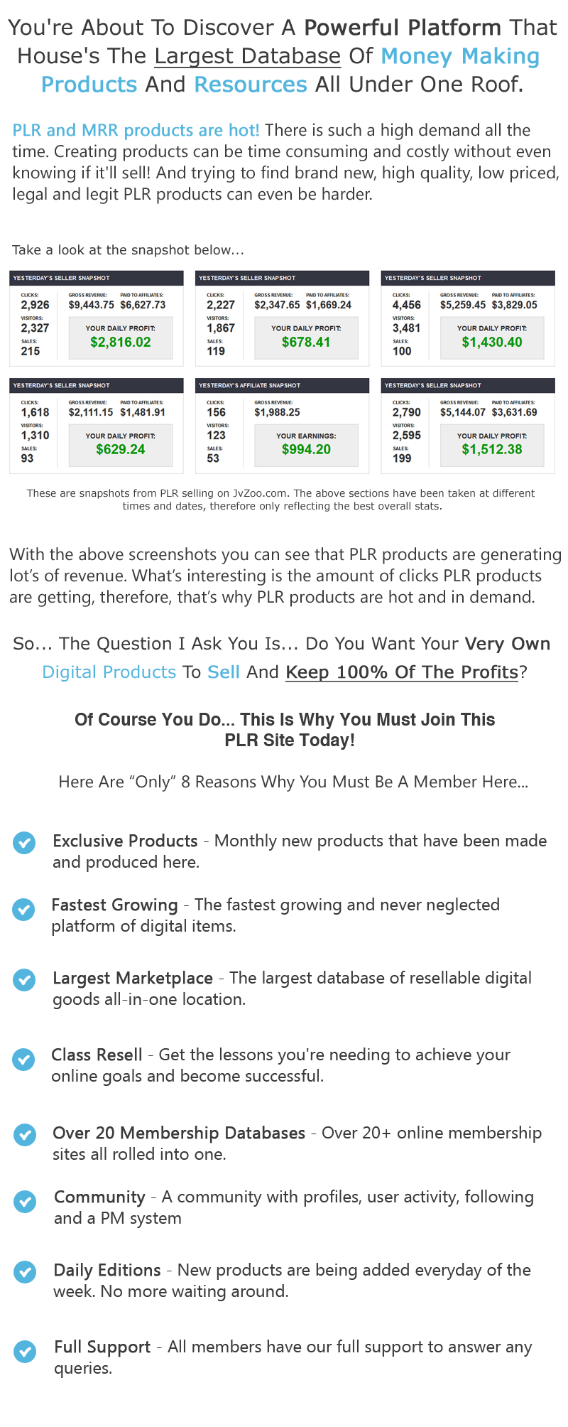 Hot deal plr database looking for plr products 20 discount watch and learn what you will find within the plr database platform how you can use it to your benefit and the advantages over any other platform fandeluxe Gallery