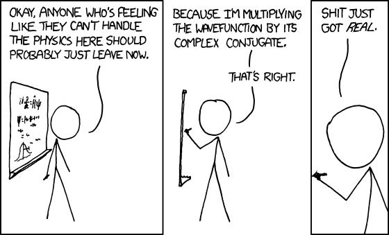 Xkcd Complex Conjugate