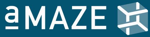 aMAZE's logo