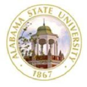 Alabama State Universitylogo