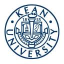 Kean Universitylogo